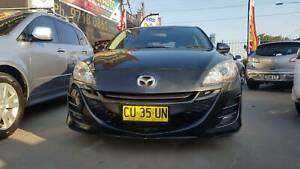 2009 Mazda3 max Sports hatchback automatic Belmore Canterbury Area Preview