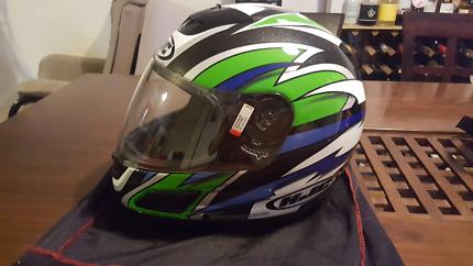 Lady's motorbike helmet (size S)