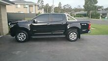 2012 Holden Colorado LTZ South Nowra Nowra-Bomaderry Preview