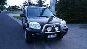 2003 Nissan X Trail Ti 30 Luxury Altona Meadows Hobsons Bay Area Preview