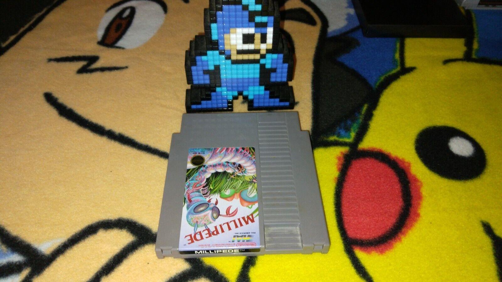 Millipede Nintendo Entertainment System, 1988  - $8.75