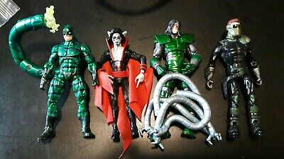 Marvel legends custom 3.75 Lot 4pack Villians marvel universe