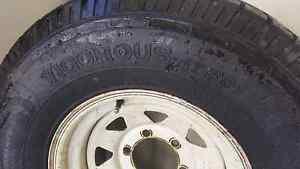 3x all terrain tyres 31x10.5 R15 with sunraysia rims Summerhill Launceston Area Preview