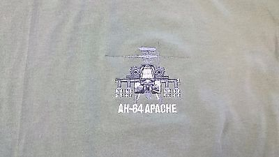 Army Air Corps Ah 64 Apache Helicopter Hoodie