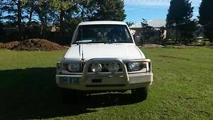 1991 NH Mitsubishi Pajero Wagon GLS LWB 4x4 4 x 4 Highfields Toowoomba Surrounds Preview
