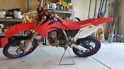 Honda CRF150R Big Wheel 2009 Dianella Stirling Area Preview