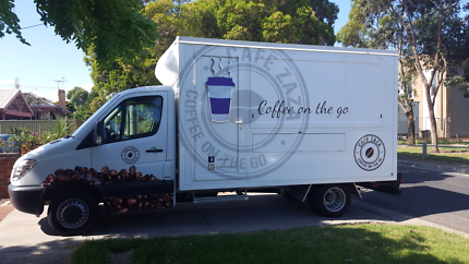Coffee/Food Van - Priced to SELL!! Factory WARRANTY!!!