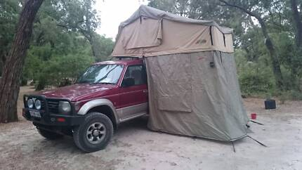 1996 4x4 pajero for backpacker verry good condition! Melbourne CBD Melbourne City Preview