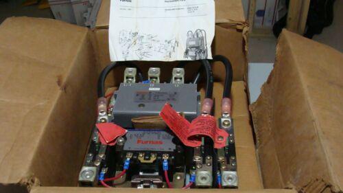 New FURNAS Size 4 Magnetic Motor Starter 14JB32AA81 3 Pole 100HP w/ 120V Coil