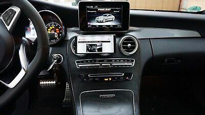 RS-Mount Handyhalter Handy Halterung Mercedes-Benz-C-Klasse 205 Made in GERMANY