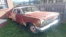 1963 Chevrolet Bel Air Sedan Mornington Clarence Area Preview