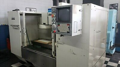 Fadal Vmc-4020 Vertical Machining Center