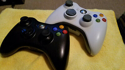 Offficial Microsoft Xbox 360 controller wireless OEM(each sold indivdually)