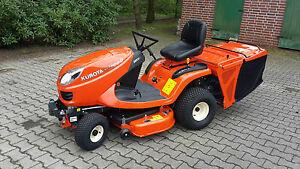 Aufsitzmäher Diesel Kubota GR 1600 II (2)