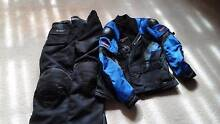 DRY RIDER JACKET & MOTO PANTS Somerset Waratah Area Preview