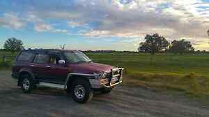 1992 TOYOTA Hilux Surf SSR-X Byford Serpentine Area Preview