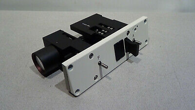 Zeiss Axiotron 45 28 65 - 9901 F A Filter Slider Assembly
