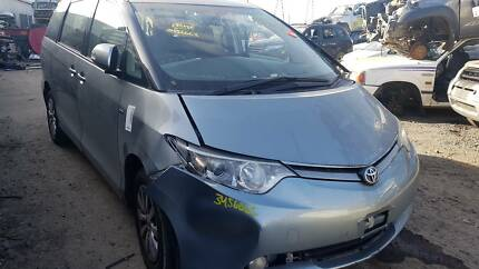 Toyota Tarago ACR50 - NOW Wrecking - PARTS ONLY