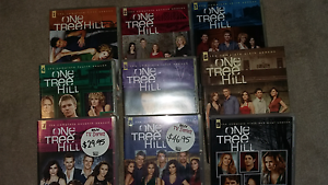 DVD Box Set One Tree Hill Soldiers Point Port Stephens Area Preview