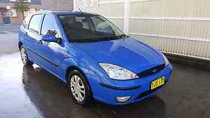 2002 Ford Focus LX 2.0 Auto hatchback 80,000kms Wollongong Wollongong Area Preview