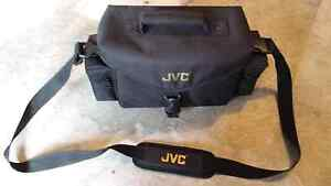 Retro JVC camera bag and 1 new tape. Mortdale Hurstville Area Preview
