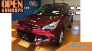2013 Ford Escape SEL! LEATHER / PANO SUNROOF/ AWD!