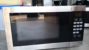 Stainless steel microwave Townsville Townsville City Preview