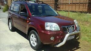 Nissan X-trail Wagon Glenorchy Glenorchy Area Preview