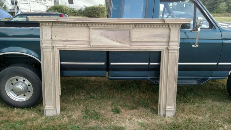 Federal Fireplace Mantles (2) - 1790-1810