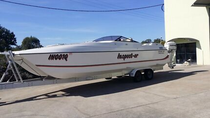 3100 Offshore sports cat