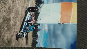 Land yacht Ingle Farm Salisbury Area Preview