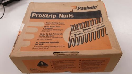 "Paslode Prostrip nails 2-3/8"" x .113 Brite 5000ct"