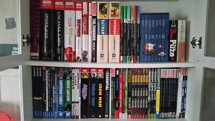 Comic Books/Graphic Novels, Marvel and DC