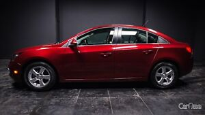 2015 Chevrolet Cruze 2LT LEATHER! USB/AUX READY! BACK UP CAMERA!