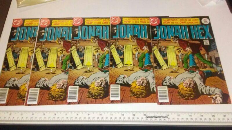 (1) Jonah Hex #1 VF/NM 9.0 DC Comic book 1977