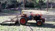 Tractor KUBOTA B7100 HST for sale Maleny Caloundra Area Preview