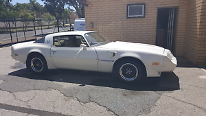 81 pontiac transam RHD 454 chev Modbury North Tea Tree Gully Area Preview