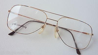 Fassung leicht preiswert günstig neu Brillengestell Pilotform size M