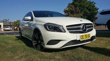 2013 Mercedes-Benz A200 Hatchback Casuarina Tweed Heads Area Preview