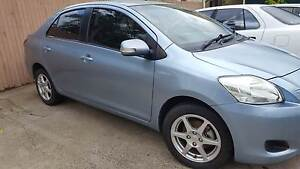 2008 Toyota Yaris Sedan, Low KM, Great Condition Woree Cairns City Preview