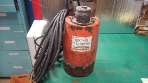 godwin subprime gsp-10-1 submersible pump