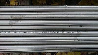 Titanium Tubes Grade 2