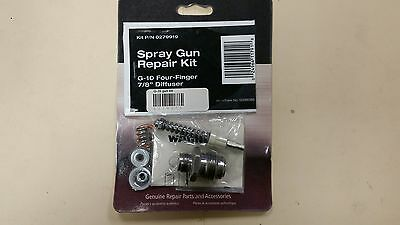 Titan Genuine Spray Gun Repair Kit G-10 Four-finger 78 Diffuser Cat027991