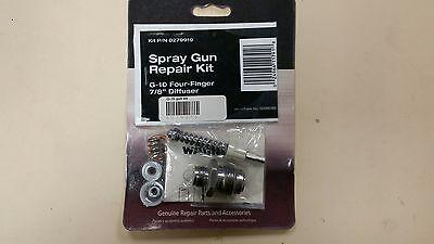Titan Genuine Spray Gun Repair Kit G-10 Four-finger 78 Diffuser Cat027991