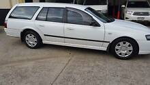 2007 Ford Falcon Futura BF MKII Wagon Automatic Waratah Newcastle Area Preview