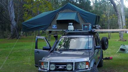 Hannibal Roof Top Tent in great condition