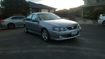 2004 Ford falcon xr6 automatic