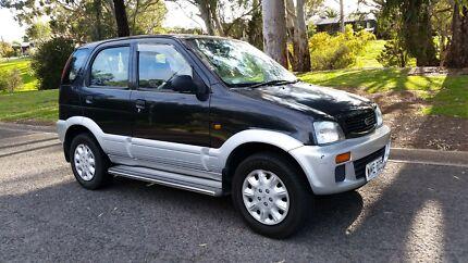 Daihatsu terios clean and tidy  awd  Newton Campbelltown Area Preview