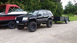 "Jeep Grand Cherokee Limited 6.5"" lift"