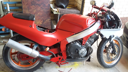 CBR250 MC19 UNFINISHED PROJECT